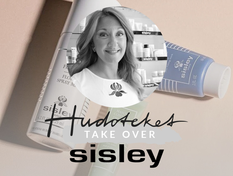 Take Over med Sisley