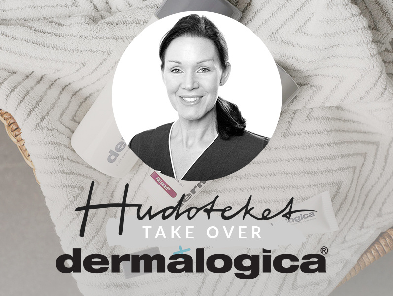 Take Over med Dermalogica