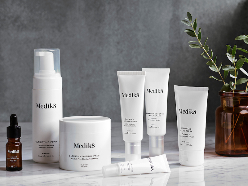 Nya Medik8 - Beautiful Skin for Life