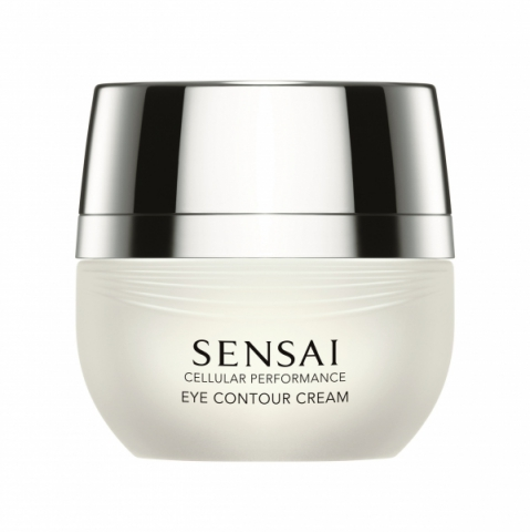Sensai Cellular Performance Eye Contour Cream  i gruppen Ansikte / Ögon / Ögoncreme hos Hudotekets Webshop (10077000 6)