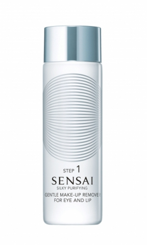 Sensai Silky Purifying Gentle Make Up Remover for Eye & Lip  i gruppen Ansikte / Rengöringsritualen / Ögonmakeup-remover hos Hudotekets Webshop (10133000 7)