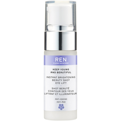 REN Keep Young & Beautiful Instant Brightening Beauty Shot Eye Lift i gruppen Ansikte / Ögon / Ögoncreme hos Hudotekets Webshop (103144)