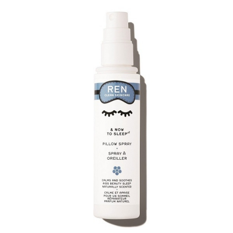 REN & Now To Sleep Pillow Spray i gruppen Kropp / Doftljus & Rumsspray hos Hudotekets Webshop (104159)