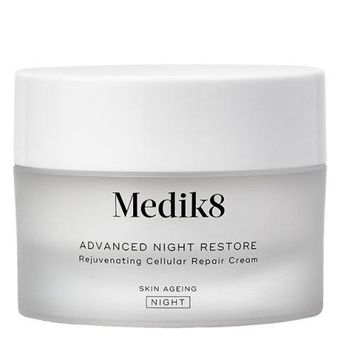 Medik8 Hydr8 Night Advanced Antioxidant Cream i gruppen Ansikte / Nattcreme / Mogen hud hos Hudotekets Webshop (1054)