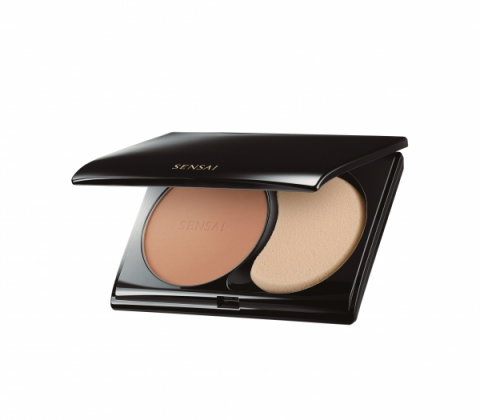 Sensai Compact Case for Total Finish incl Foundation Sponge i gruppen Makeup / Makeuptillbehör hos Hudotekets Webshop (10583 000-3)