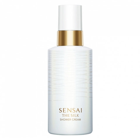 Sensai The Silk Shower Cream  i gruppen Kropp / Kroppscreme, lotion & olja hos Hudotekets Webshop (10603000-9)