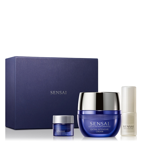 Sensai Cellular Performance Extra Intensive Set i gruppen Ansikte / Kit & Paket hos Hudotekets Webshop (10694000-8)