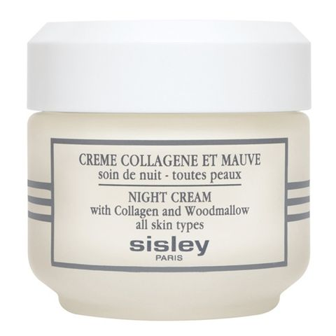Sisley Crème Collagène et Mauve Night Cream with Collagen & Woodmallow i gruppen Ansikte / Ansiktscreme / Nattcreme / Alla hudtyper hos Hudotekets Webshop (122800)