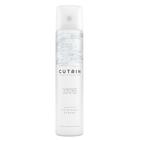 Cutrin Vieno Sensitive Hairspray Strong i gruppen Hår / Styling & Finish / Hårspray hos Hudotekets Webshop (12560)
