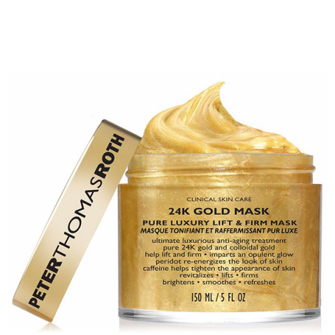 Peter Thomas Roth 24K Gold Mask Pure Luxury Lift & Firm Mask i gruppen Ansikte / Ansiktsmask / Mogen hud hos Hudotekets Webshop (1301008)
