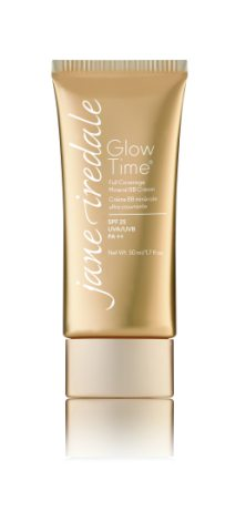 Jane Iredale Glow Time Full Coverage Mineral BB Cream SPF 25 i gruppen Makeup / Bas / BB, CC, DD - Cream hos Hudotekets Webshop (15703r)