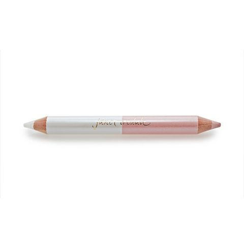 Jane Iredale White/Pink Eye Highlighter Pencil i gruppen Makeup / �gon / Kajal & Eyeliner hos Hudotekets Webshop (16050)