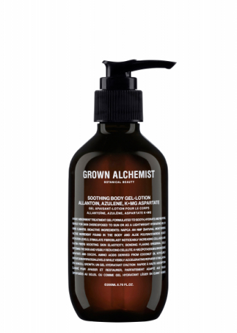 Grown Alchemist Soothing Body Gel-Lotion i gruppen Eko & vegan / Ekologisk hudvård hos Hudotekets Webshop (16563000-9)