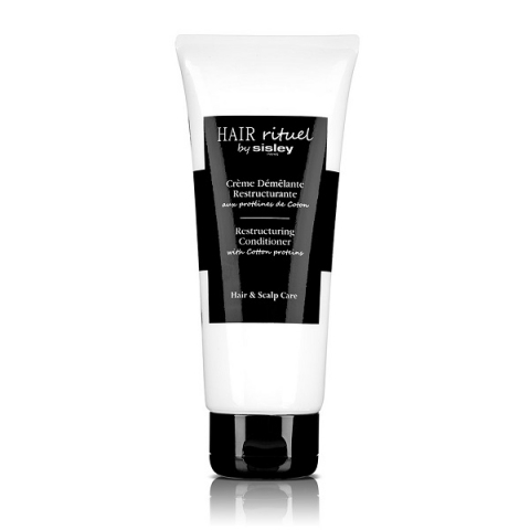 Hair Rituel by Sisley Restructuring Conditioner With Cotton Proteins i gruppen Hår / Balsam  / Balsam hos Hudotekets Webshop (169240)