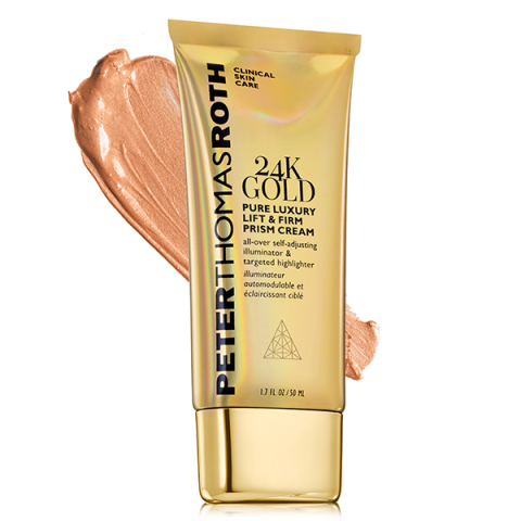 Peter Thomas Roth 24K Gold Prism Highlightning Cream i gruppen Makeup / Bas / Primer hos Hudotekets Webshop (1801010)