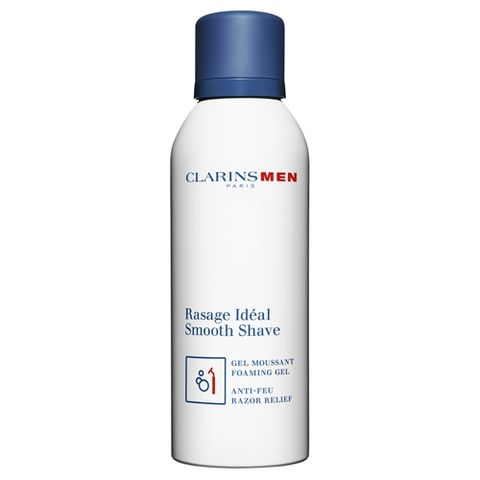 Clarins Men Smooth Shave Foaming Gel i gruppen Man / Rakning hos Hudotekets Webshop (19901000-8)