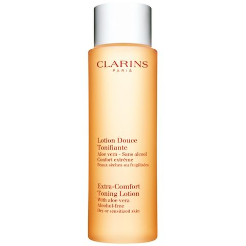 Clarins Cleansing Extra-Comfort Toning Lotion Dry or Sensitized Skin i gruppen Ansikte / Reng�ring / Torr hud hos Hudotekets Webshop (20010000-5)