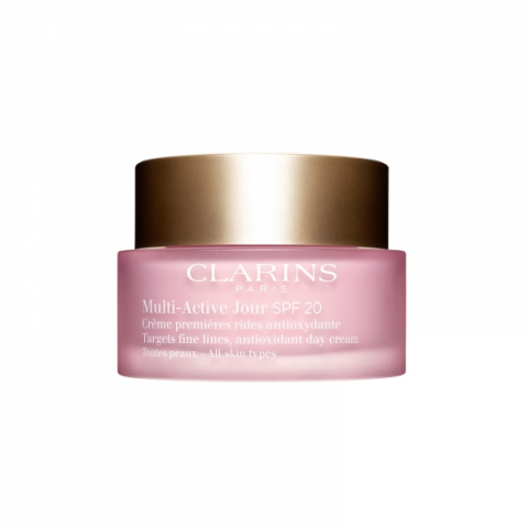 Clarins Multi-Active Holiday Collection i gruppen Ansikte / Ansiktscreme / Dagcreme / Alla hudtyper hos Hudotekets Webshop (20134000)