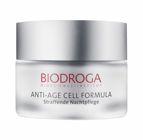 Biodroga Anti-Age Cell Formula Firming Night Care i gruppen Ansikte / Nattcreme / Normal hud hos Hudotekets Webshop (21104)