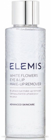 Elemis White Flowers Eye and Lip Make-Up Remover  i gruppen Ansikte / Rengöringsritualen / Ögonmakeup-remover hos Hudotekets Webshop (2200169)