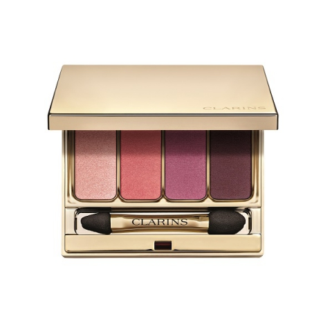 Clarins 4-colour Eye Shadow Palette i gruppen Makeup / Kit & Paletter hos Hudotekets Webshop (r22164001-7)