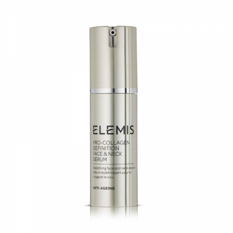 Elemis Pro-Collagen Definition Face & Neck Serum i gruppen Hudtyp/tillstånd / Ojämn hudton hos Hudotekets Webshop (2250165)