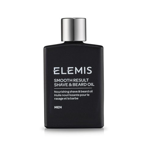 Elemis Smooth Result Shave and Beard Oil  i gruppen Man / Rakning / Skäggolja hos Hudotekets Webshop (2250212)