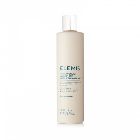 Elemis Sea Lavender & Samphire Bath & Shower Milk i gruppen Kropp / Dusch & Bad hos Hudotekets Webshop (2250768)