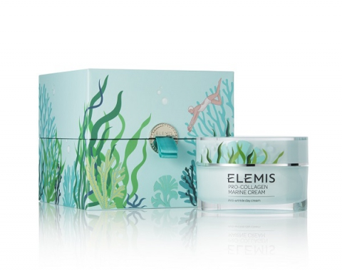 Elemis Women for Women Pro-Collagen Marine Cream Limited Edition 100 ml i gruppen Ansikte / Ansiktscreme / Dagcreme / Mogen hud hos Hudotekets Webshop (2268105)