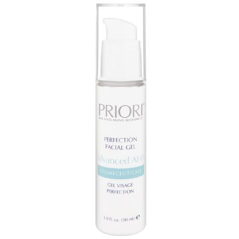 Priori Advanced AHA Perfection Facial Gel i gruppen Ansikte / Serum / Fet & Blandad hud hos Hudotekets Webshop (3003-30)