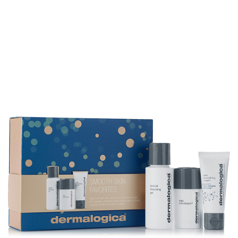 Dermalogica Smooth Skin Favorites i gruppen Ansikte / Kit & Paket hos Hudotekets Webshop (300769)