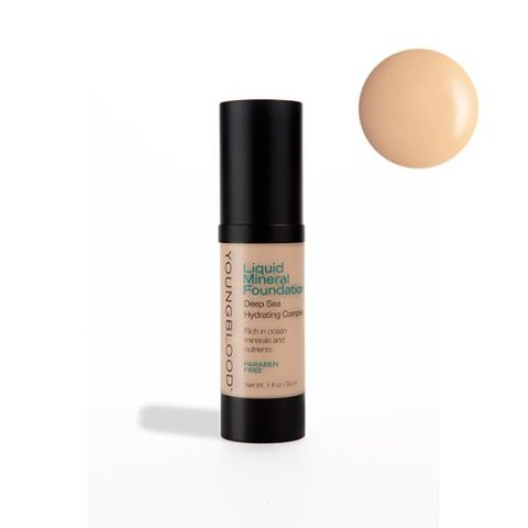 Youngblood Liquid Mineral Foundation i gruppen Makeup / Bas / Foundation hos Hudotekets Webshop (303001-7r)