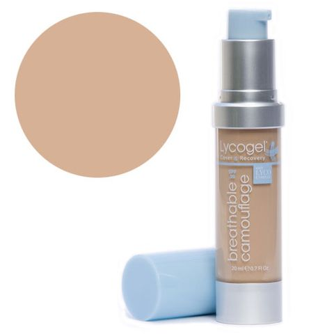Lycogel Breathable Camouflage Foundation SPF 30 i gruppen Makeup hos Hudotekets Webshop (3100r)