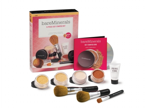 bareMinerals Get Started Kit Light i gruppen Makeup / Bas / Foundation hos Hudotekets Webshop (42095)