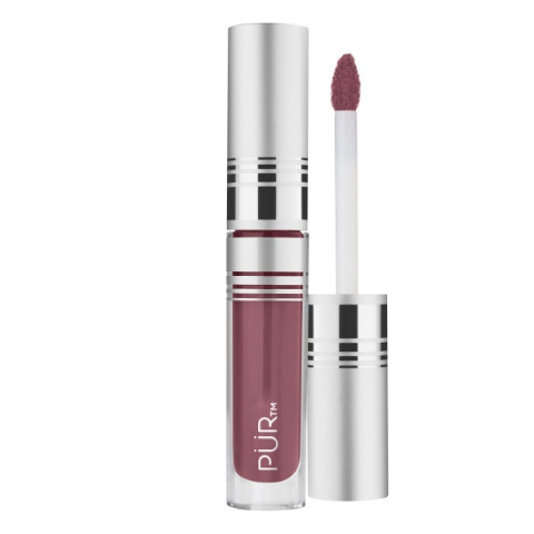PÜR Velvet Matte Liquid Lipstick Ever After i gruppen Makeup / Läppar / Flytande läppstift hos Hudotekets Webshop (5109)