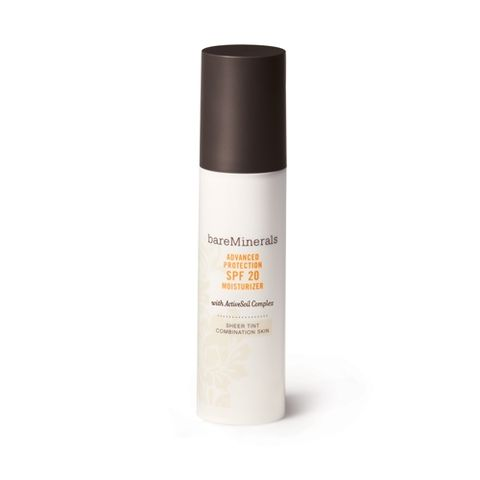bareMinerals Skincare Advanced Protection SPF 20 Moisturizer Sheer Tint  i gruppen Ansikte / Dagcreme / Normal hud hos Hudotekets Webshop (56981r)