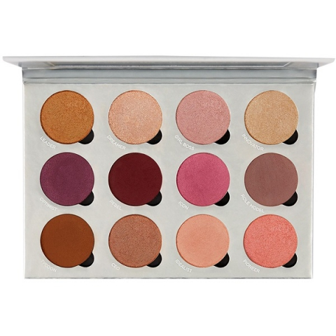 PÜR Visionary Eye Shadow Palette i gruppen Makeup / Kit & Paletter hos Hudotekets Webshop (57968)