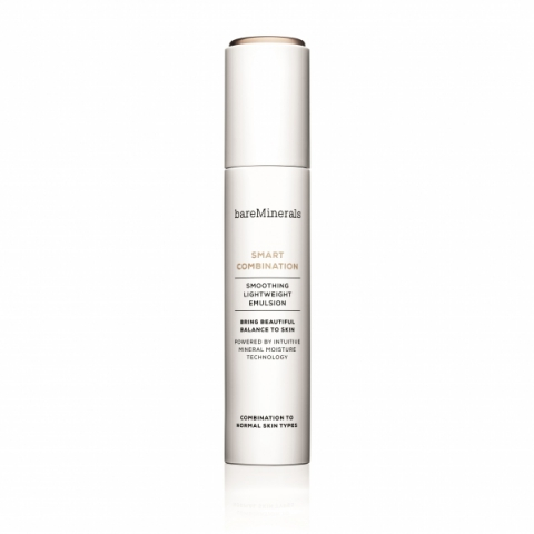 bareMinerals Skinsorials Smart Combination Smoothing Lightweight Emulsion i gruppen Ansikte / 24-h Creme / Normal hud hos Hudotekets Webshop (78854)