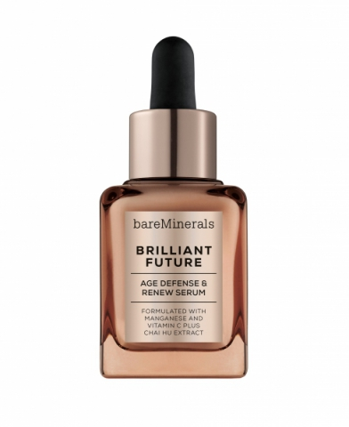 bareMinerals Brilliant Future Age Defense and Renew Serum i gruppen Ansikte / Serum / Mogen hud hos Hudotekets Webshop (78858)