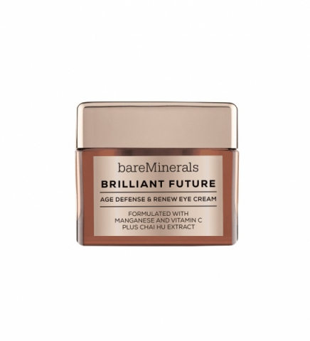 bareMinerals Brilliant Future Age Defense and Renew Eye Cream  i gruppen Ansikte / Ögon / Alla hudtyper hos Hudotekets Webshop (78860)
