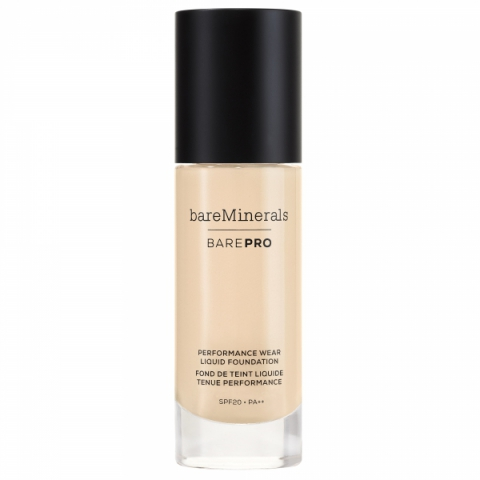 bareMinerals barePRO Performance Wear Liquid Foundation SPF 20 i gruppen Makeup / Bas / Foundation hos Hudotekets Webshop (r84744)