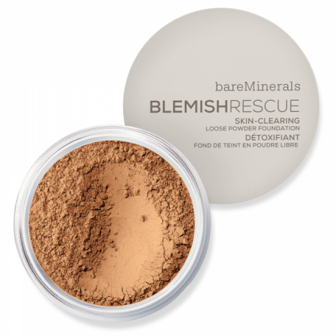 bareMinerals Blemish Rescue Skin-Clearing Loose Powder Foundation i gruppen Makeup / Bas / Foundation hos Hudotekets Webshop (r86424)