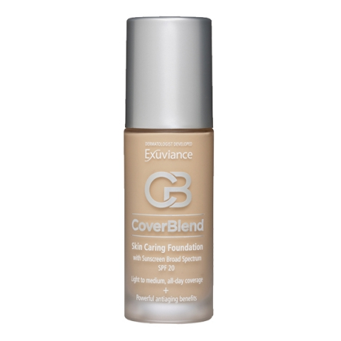 Exuviance Cover Blend Foundation SPF 20 i gruppen Makeup / Bas / Foundation hos Hudotekets Webshop (8723r)