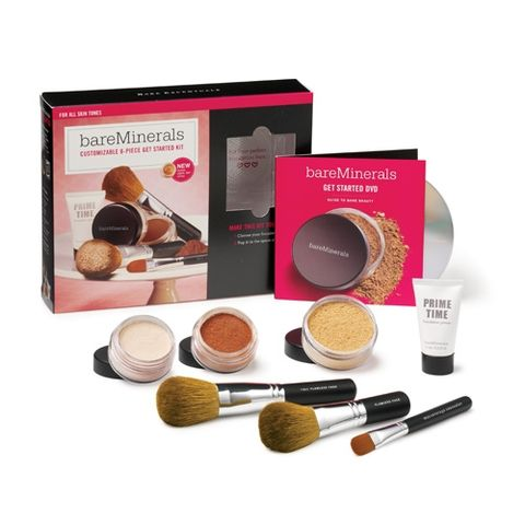bareMinerals Customizable Get Started Kit Original i gruppen Makeup hos Hudotekets Webshop (8907)