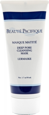 Beaut� Pacifique Deep Pore Cleansing Mask i gruppen Ansikte / Mask / Normal hud hos Hudotekets Webshop (A0500301)
