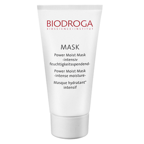 Biodroga Power Moist Mask i gruppen Ansikte / Mask / Normal hud hos Hudotekets Webshop (A13476)