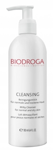 Biodroga Cleansing Milky Cleanser Normal & Dry Skin i gruppen Ansikte / Reng�ring / Normal hud hos Hudotekets Webshop (A13489)