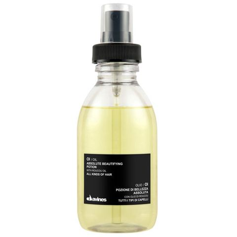 Davines Essential OI Oil Absolute Beautifying Potion i gruppen Hår / Hårtreatments / Hårolja  hos Hudotekets Webshop (D51060r)