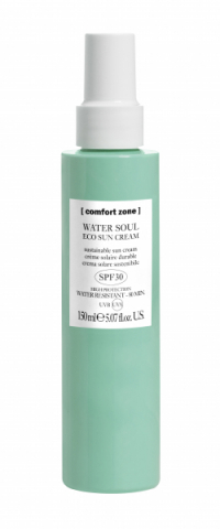Comfort Zone Water Soul Eco Sun Cream Face and Body SPF30 i gruppen Sol / Solskydd hos Hudotekets Webshop (E1061)