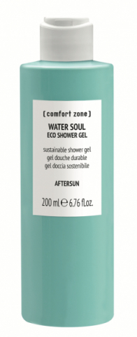 Comfort Zone Water Soul ECO Shower Gel i gruppen Kropp / Dusch & Bad hos Hudotekets Webshop (E1063)